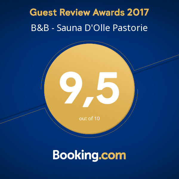 Olle Pastorie Booking.com Award